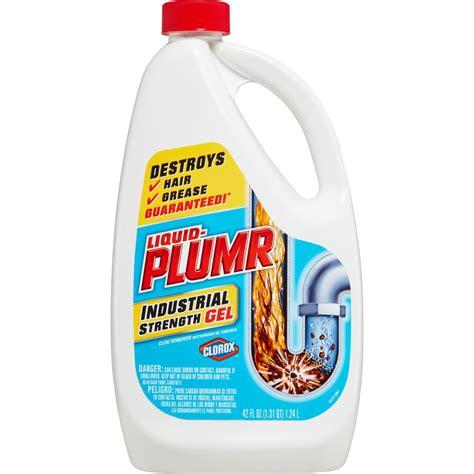 liquid plumr bathtub instant power 33 8 oz hair and grease drain opener 1969