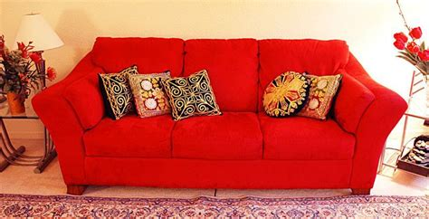red couch with pillows 17 best images about red couch decorating ideas on