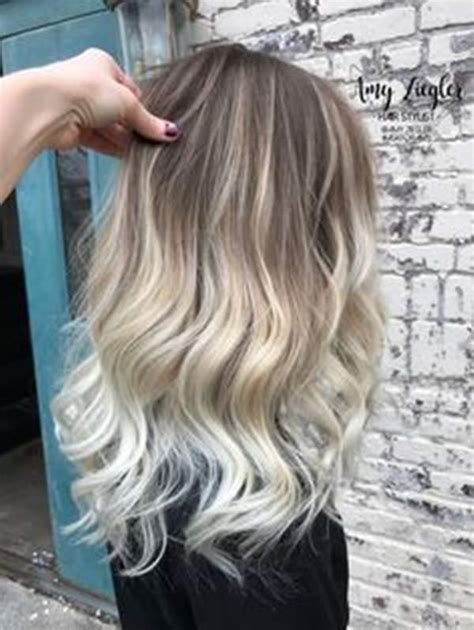 pics of platnium an brown hair styles 69 gorgeous blonde balayage hairstyles you will love