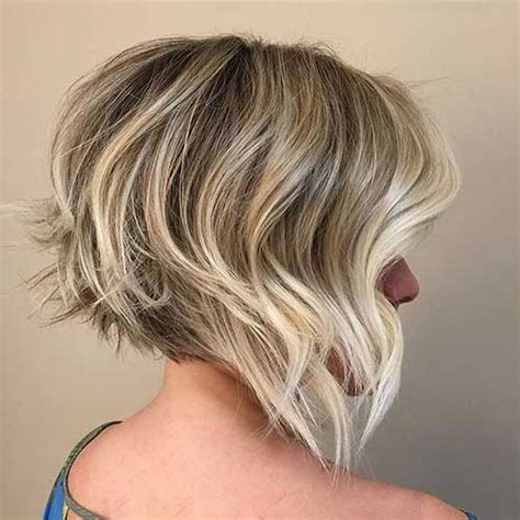 graduated layered blunt cut hairstyle 20 latest graduated bob haircuts0 bob hairstyles 2017