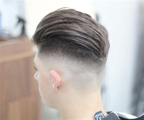 how cut v shaped haircut undercut v cut men