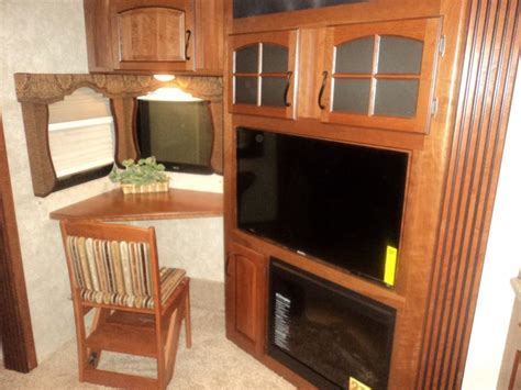 Desk And Entertainment Center by Rv Desk And Entertainment Center Cer
