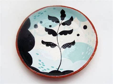 Ceramic Bowl Plate handmade ceramic plate pottery plate shallow bowl