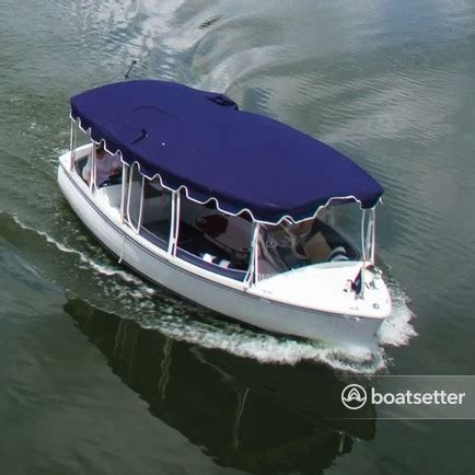 duffy boat rental in marina del rey rent a 1998 18 ft duffy electric boats 18 classic in