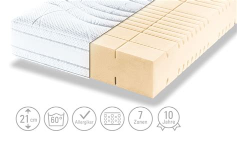 matratze 80 breit kaltschaum matratze bis 200 kg 80 cm 200 cm