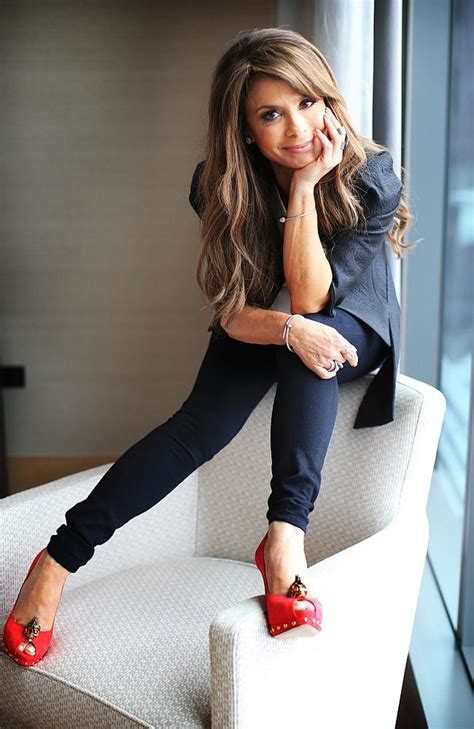 Paula Abdul Gets Denied by Ten Rumours About Paula Abdul S Antics Are All Made