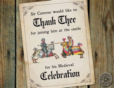 themes of english renaissance medieval times renaissance themed thank you by