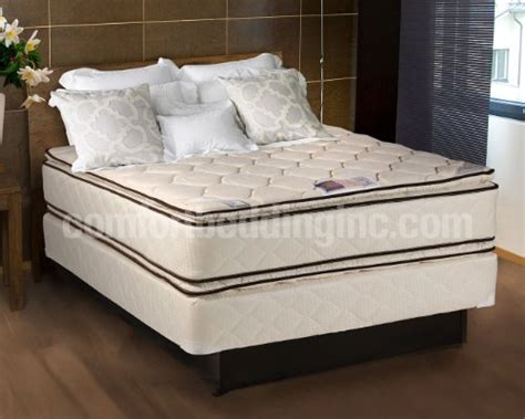 Cost Of Mattress And Box by Black Friday Coil Comfort Pillowtop Size Mattress