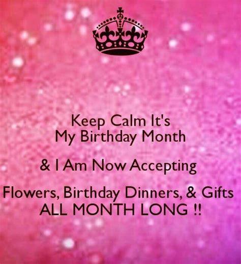 imagenes de keep calm it s my birthday month ha febuary is my birthday month feliz cumplea 241 os