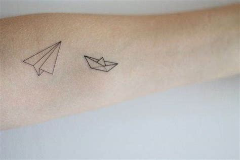 paper airplane tattoo meaning what does x quora