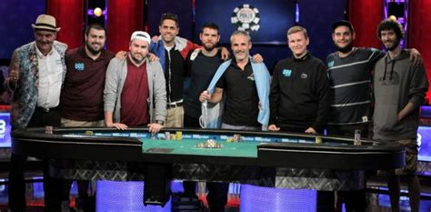 wsop event table 2017 wsop 2017 le series of in diretta per voi