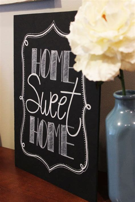 decorative chalkboards for home 90 best images about chalkboard ideas on pinterest