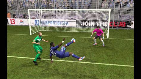 fifa 13 top 20 goals hd