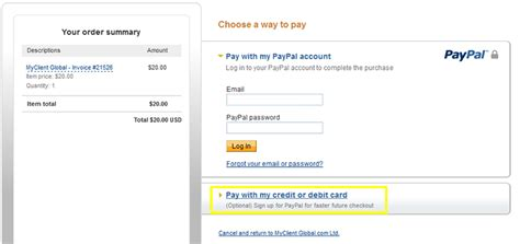 can you make car payments with a credit card can i make a paypal payment with credit card infocard co