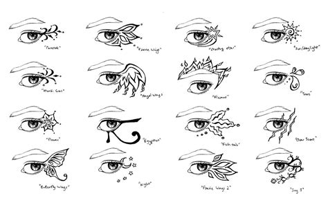 house of tattoo house of tattoos eye designs by lomelindi88