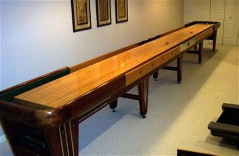 Rock Ola Antique Shuffleboard Tables For Sale At The