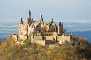 historical castles famous german castles hohenzollern castle history