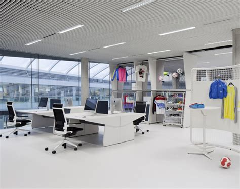 Adidas Corporate Office adidas corporate headquarters in germany designed by knzo
