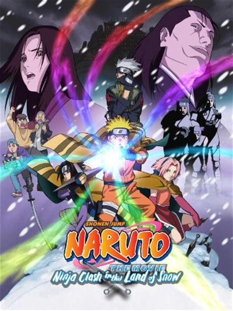 amazoncom naruto   ninja clash   land  snow tensai okamura amazon digital