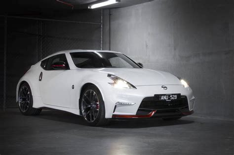 nissan nismo nissan 370z nismo on sale in australia from 61 490