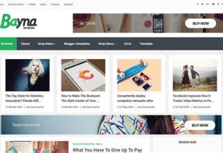 blogger themes protemplateslab blogger templates 2017 best free responsive templates