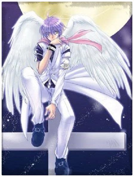 imagenes animes de hombres pin anime angeles hombres amor on pinterest