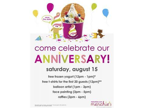 westinstore 15th anniversary of the menchie s store in bradenton celebrates 2nd anniversary