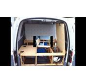 Vw Caddy Mini Camper 1  YouTube