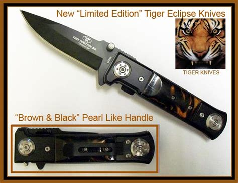 high quality assisted knives eclipse assisted knife black