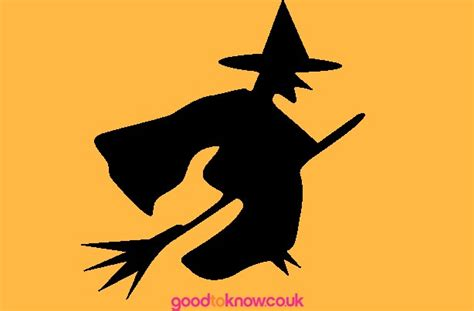 printable pumpkin stencils witch free pumpkin carving patterns witch pumpkin carving