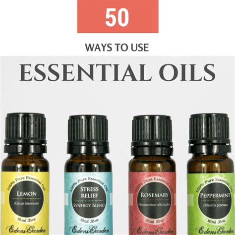 Ways To Use Essential Oils by 50 Ways To Use Essential Oils Bath And
