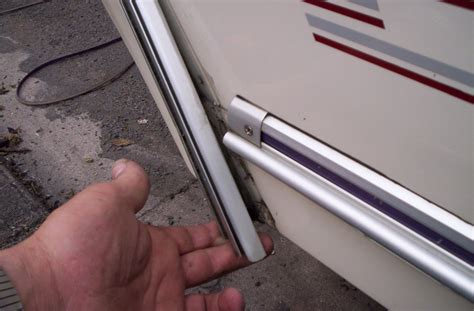 Caravan Awning Rail by Caravan Awning Rail Rainwear