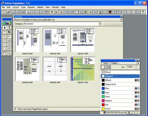 Layout Editor In Pagemaker | images adobe pagemaker