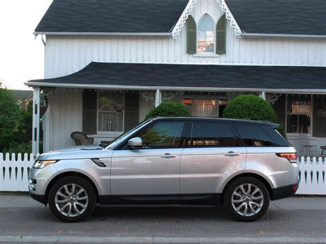 range rover silver 2014 range rover sport v8 review cars photos test