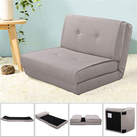 flip down sofa bed giantex fold down sofa bed living room flip out lounger