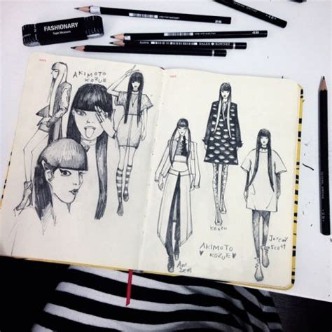 design dress tool essentials for a fashion sketching tool kit threads