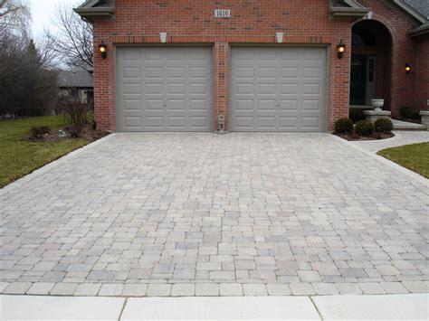 brick driveway doug s construction co brick or concrete driveway