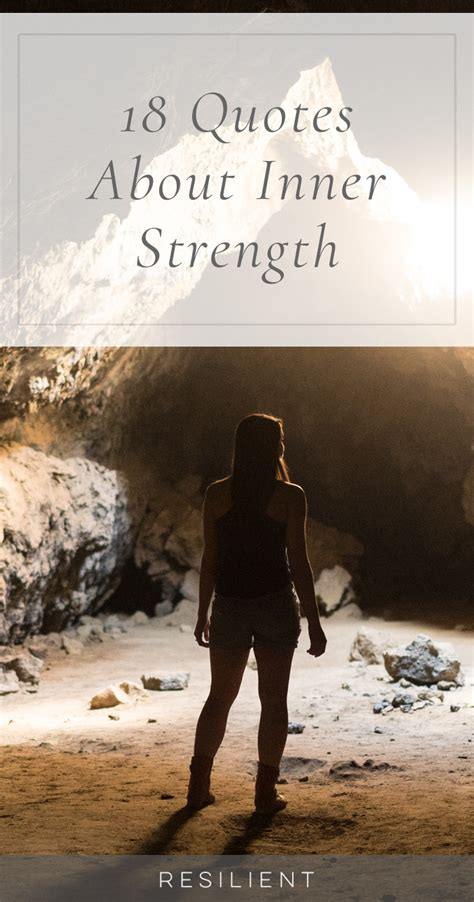 Quotes About 18 Quotes About Inner Strength Resilient