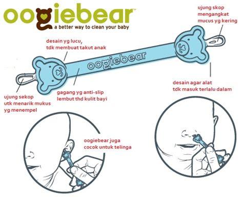 Pembersih Hidung Bayi Oogiebear Pembersih Hidung Dan Telinga Bayi Asibayi