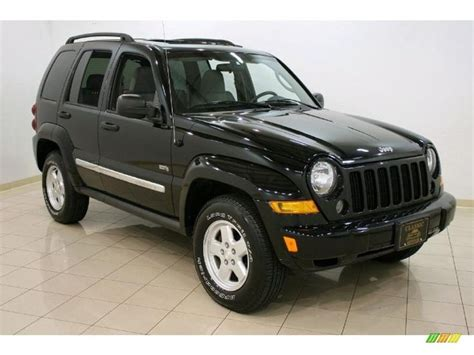 black jeep liberty 2005 17 best ideas about jeep liberty sport on pinterest