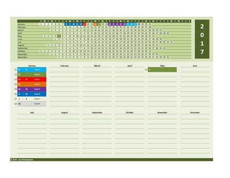 2016 downloadable calendars you can type in calendar template 2017