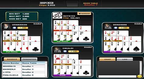 agen judi poker domino  indonesia ipokerdomino