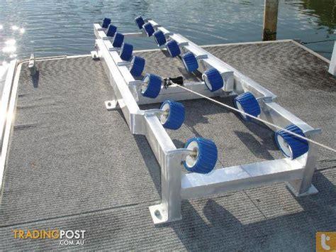 boat storage ta bay jet ski roller system winch multi roller for sale in
