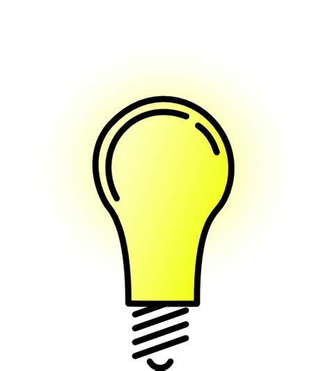 Light Bulbs by Lightbulb Brightlit Clip At Clker Vector Clip