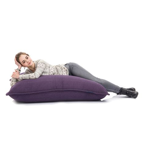 bean bag lounger nz indoor bean bags zen lounger aubergine bean