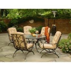 patio furniture kmart patio dining table with lazy susan improve your