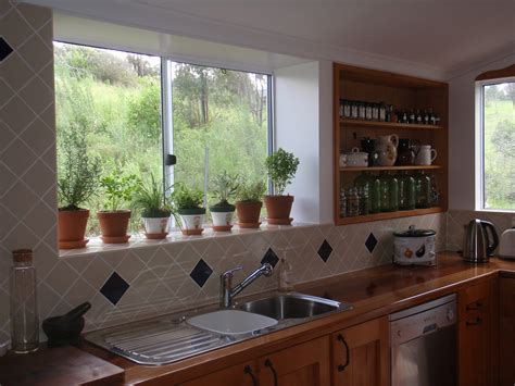 kitchen window ledge kitchen design ideas