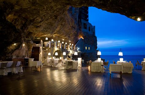 grotta palazzese hotel unique wedding venue on the rocks