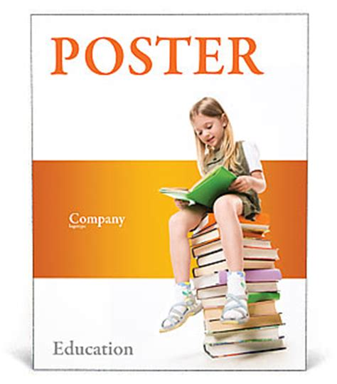 education poster templates learning poster template design id 0000000646
