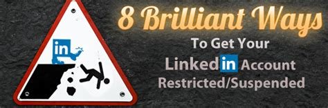 8 Brilliant Festivals This Year by 8 Brilliant Ways To Get Your Linkedin Account Restricted